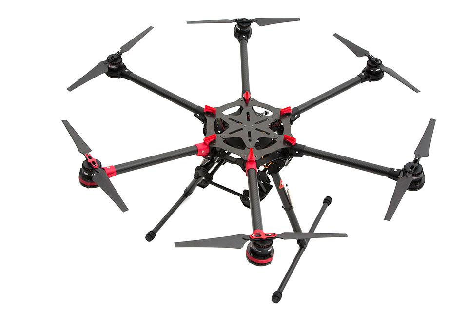 S900 Dji Dji S900 Dronelec