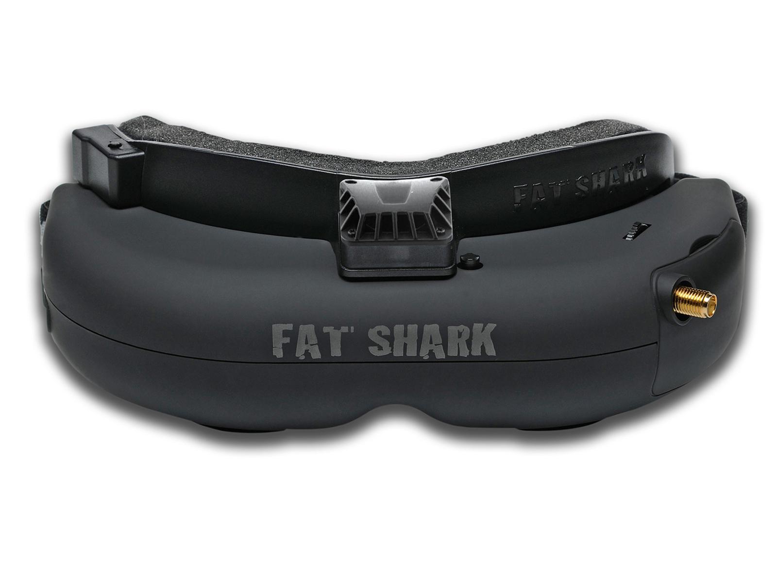 énorme inventaire San Francisco sélection mondiale de Lunettes Attitude V3 Fat Shark - FSV1045 - Dronelec