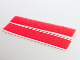 Velcro Rouge 25X100mm (S2)