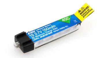 Batterie Lipo 150mAh 1S 3.7V 45C
