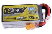 R-Line 1550mAh HV 100C 4S V2 Tattu