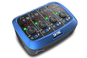 Chargeur Quattro Micro pour Lipo 1S SkyRC