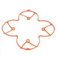 Protection Hélices Orange pour H107C et H107D Hubsan