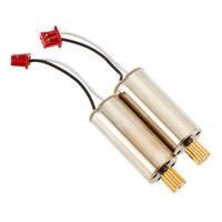 Kit de 2 moteurs CW (fil blanc et noir) pour Vista FPV Dromida