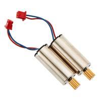 Kit de 2 moteurs CCW fil rouge et bleu pour Vista FPV Dromida