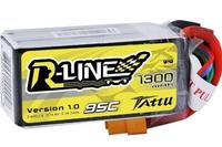 Tattu R-Line 1300mAh 14.8V 95C 4S1P