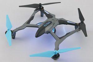 Vista UAV Bleu Dromida