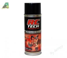 Graisse Multi-usage RC TECH spray 400ml