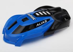 Bulle Bleue pour Latrax Alias