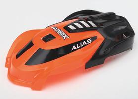 Bulle orange pour Latrax Alias