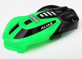 Bulle verte pour Latrax Alias