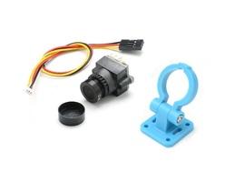 Mini Caméra 800 TVL 1/3' Bleu Diatone
