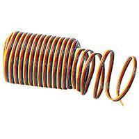 Cable Servo 3 couleurs (16m)