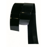 Gaine Thermoretractable 95mm Noire - 1m
