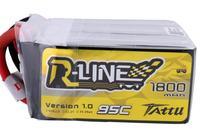 Lipo R-Line 1800mAh  95C 6S Tattu
