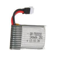 Batterie lipo 3,7V 1S 240 mAh H107 Hubsan