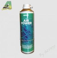 Bombe Air comprimé pour nettoyage (400ml)