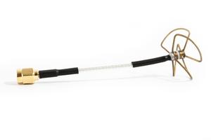 Antenne Cloverleaf Rx 5,8GHz - SMA male droit