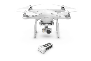 Phantom 3 Advanced 1080 + 2eme batterie offerte