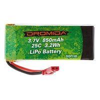 Batterie Lipo 1s 3,7V 850mah pour Vista UAV Dromida