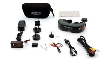 Kit FPV avec lunettes et camera Ultra Micro Fat Shark