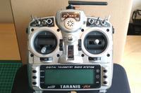 Occasion-Radio Taranis X9D+ avec EVA Case Mode 2