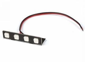 Bande led arrière rouge PCB pour Alpha 250Q