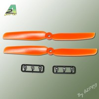 Hélice Gemfan SF propulsive Orange 6x3 (2 pcs)