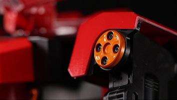 Robot de combat Pamkuu Kungfu Walkera - Noir