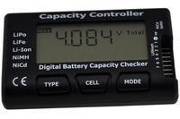 Controleur et testeur de Batterie lipo 1-7S