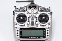 Radio Taranis X9D+ avec EVA Case Mode 1 Fr-Sky