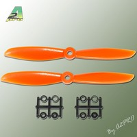 Hélice Gemfan SF propulsive Orange 6x4.5 (2 pcs)