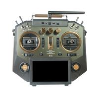 Radio Horus X10 (R9M) Ambre Mode 2 + valise souple