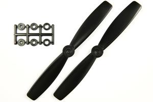 Hélices CW 6X4.5RB Bullnose HQProp (X2)