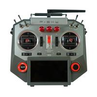 Radio Horus X10 (R9M) Silver Mode 2 + valise souple