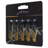 Pack de 5 lipo 220 mAh 45C 1S (JSP-PHR-2P) Tattu