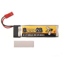 Batterie Lipo 1s 3.7V 600mAh 35C