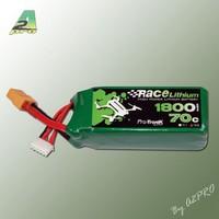 Lipo 1800 70C 4S XT60 Race Lithium Pro-Tronik