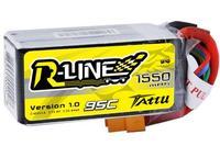 Tattu R-Line 1550mAh 14.8V 95C 4S1P