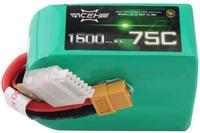 ACEHE - 1500mAh 6S 75C - Racing Series