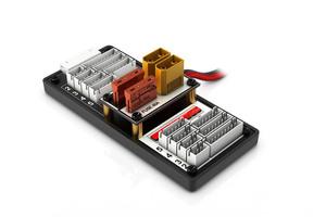 Platine de charge et d'equilibrage double port XT60 - XH SkyRC