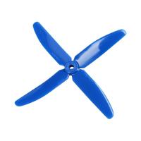 Hélices Q5030 Quadripales Bleu (2cw+2ccw) Dalprop