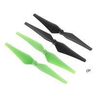 Hélices Vertes et Noires pour Vista Dromida (X4)