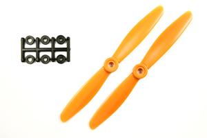 Hélices CW 6X4RO HQProp (X2)