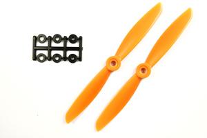 Hélices CW 6X4.5RO HQProp (X2)