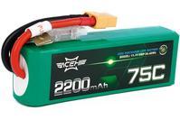 ACEHE - 2200mAh 3S 75C - Racing Series