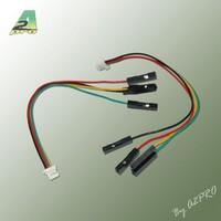 Cable flexi et main port pour CC3D (2 pcs)