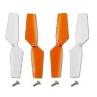 Kit 2 Paires d'hélices pour QR W100S