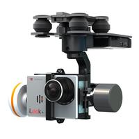 Nacelle G-3D Walkera pour Gopro  / iLook Caméra (métal)