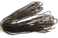 Cable 20AWG Siliconé noir - 1m